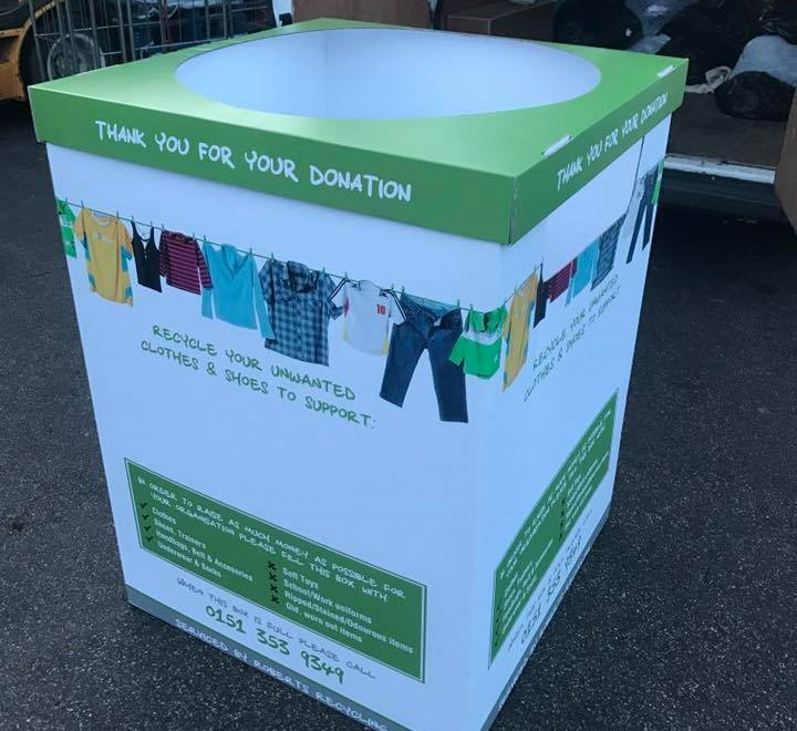 Textile Recycling - Welcome to Zoё's Place Baby Hospice