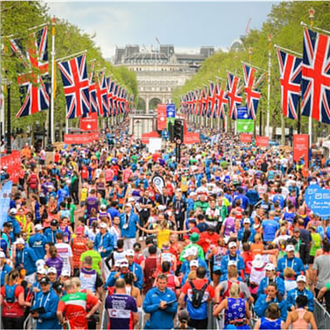 Virtual Virgin Money London Marathon
