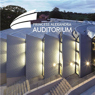 Princess Alexandra Auditorium Supports Zoe's Place
