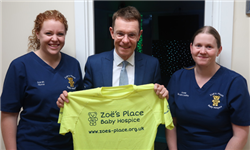 Mayor to run half-marathon in aid of hospice