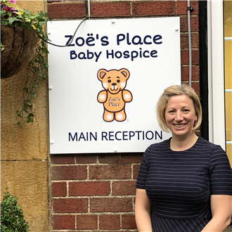 Zoe's Place Baby Hospice welcomes a new Head of Fundraising