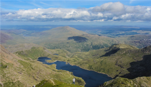 Open College Network climb Mt Snowdon for Zoë's Place