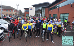 Over £7000 raised by the Starley Sportive Team!