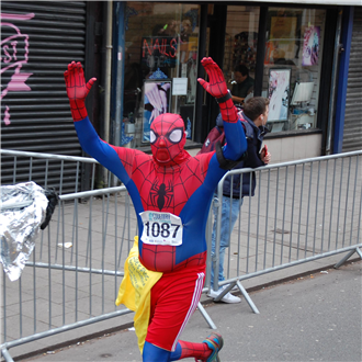 Meet Rich, our Challenge Events Super Hero!