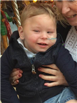 Harry's story - A little boy with a BIG SMILE!