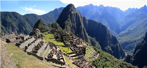 Wild Inca Blog - The Trek Begins!