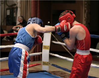 BRAVE HEARTS WHITE COLLAR BOXING EVENT